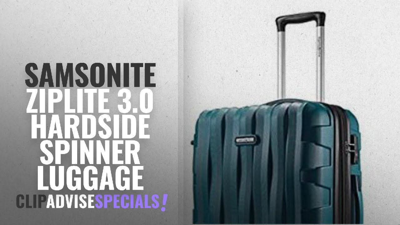76fcb21a83 Top 10 Samsonite Ziplite 3.0 Hardside Spinner Luggage  2018 ...