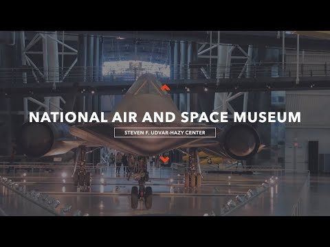 National Air and Space Museum – Steven F. Udvar-Hazy Center – Space Shuttle Discovery