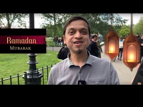 Ramadan Message From Brother Mansur