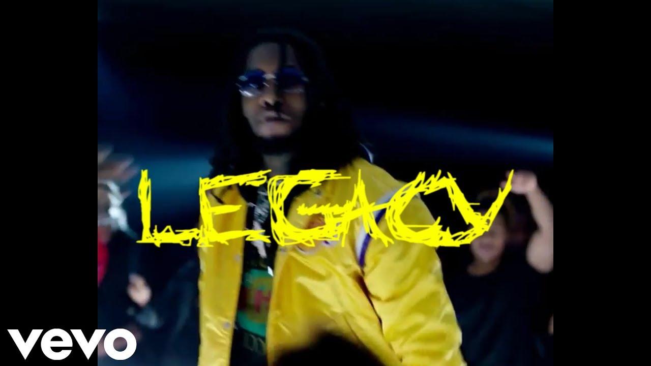 9559f7d0ab12 Offset - Legacy ft. Travis Scott & 21 Savage (Music Video) - YouTube