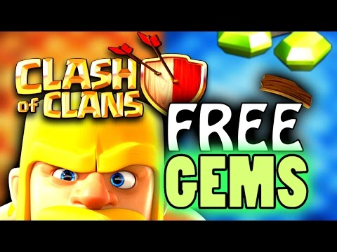 Clash Of Clans Hack 2017- Clash Of Clans Free GEMS! Android And IOS