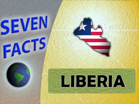 7 Facts about Liberia