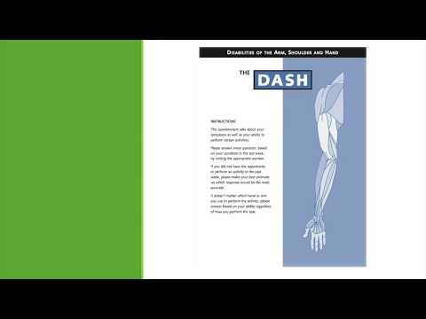 DASH Scoring