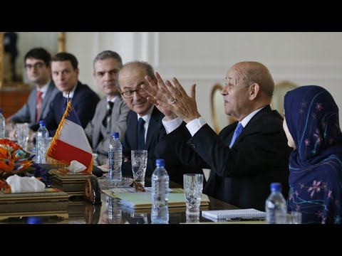 Iran: Tehran rejects French FM Le Drian's calls to curb ballistic missiles