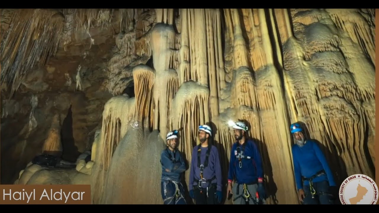 The Geology and Caves of the Sultanate of Oman - Oman Natural Heritage Lecture 2020