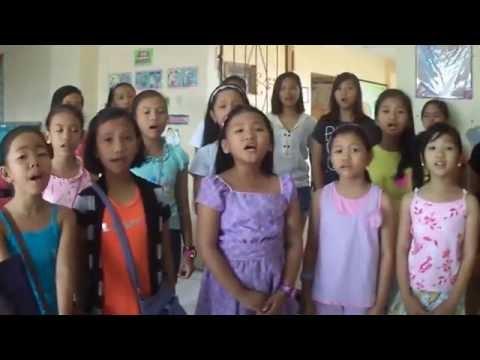 Pag aalay ng Tagumpay (Paranaque Hymn )  by SunValley Elementary School- Himig Bulilit