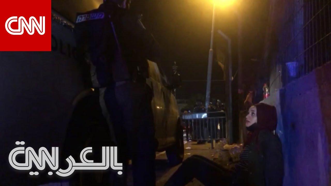 تداول حديث مريم عفيفي مع شرطي إسرائيلي بعد اعتقالها.. هذا ما قالته  - نشر قبل 2 ساعة