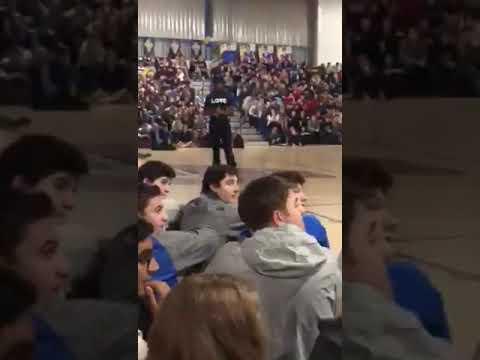 Michael Carter breaking down the N word at Olentangy High school