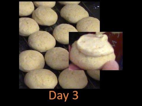 12 Days of Cookies - Day 3 - Orange Drop Cookies