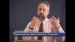 Keynes and the 'New Economics' of Fascism | Joseph T. Salerno