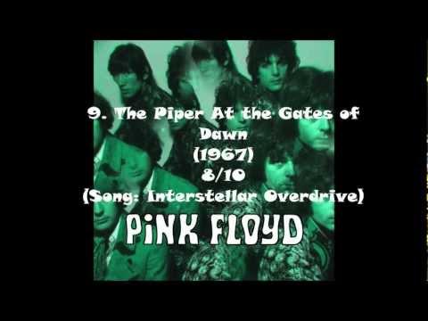 Pink Floyd Albums Ranked