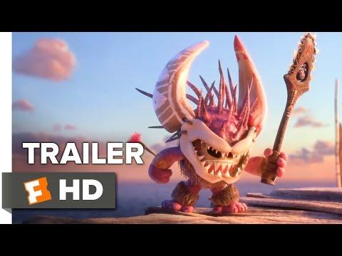 Moana Official International Trailer 1 (2016) - Dwayne Johnson Movie