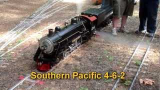 Live Steam train ride | 2012 National Narrow Gauge Convention | Model Railroad Hobbyist | MRH