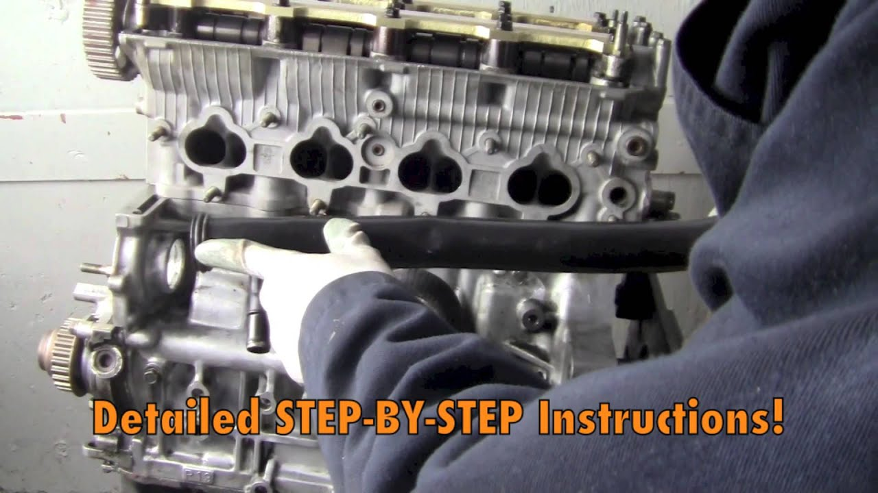 hight resolution of how to rebuild your honda prelude h series engine diy dvd
