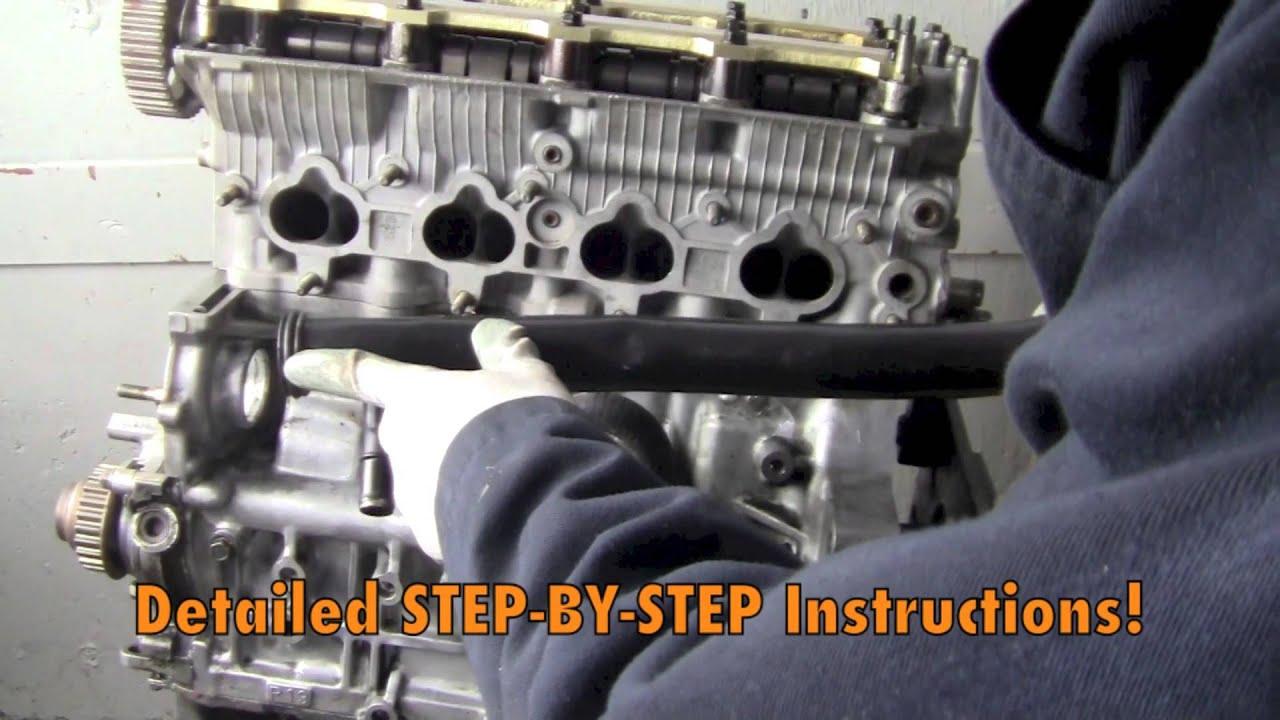 how to rebuild your honda prelude h series engine diy dvd [ 1280 x 720 Pixel ]