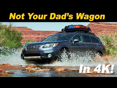 2017 Subaru Outback Review and Road Test - DETAILED in 4K UHD!