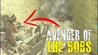 AVENGING THE BOBS - Official 6 Man Small Tribe Servers - Ark:survival Evolved - Ep.6