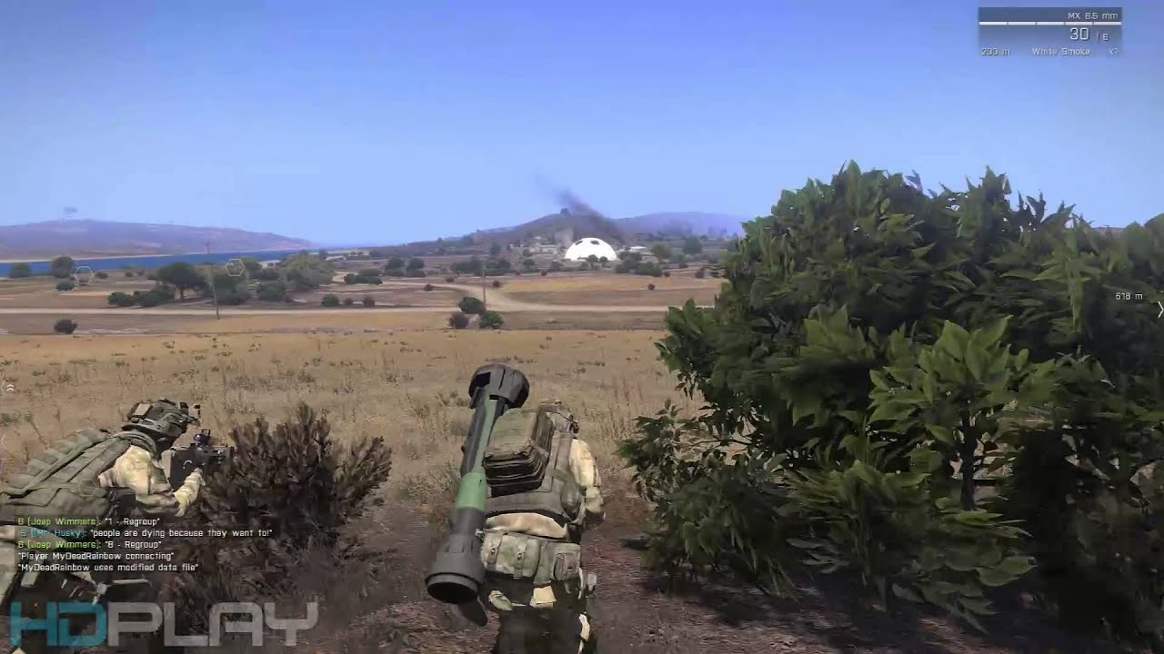 how to play coop with friends arma 3