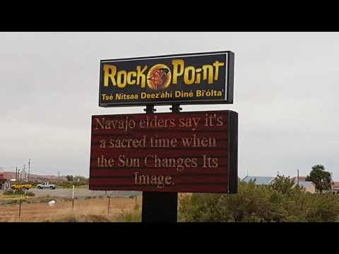 2017 Solar Eclipse Information for Navajo Community Members from Rock Point Community School