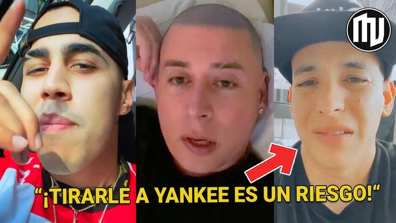 ¡ADVERTENCIA! ¡Brytiago sale en defensa de Daddy Yankee y le manda este mensaje a Cosculluela!