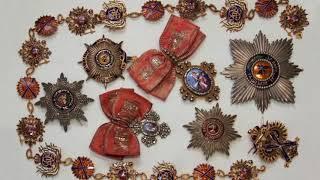 Высшие ордена Российской империи. Рассказывает Лидия Добровольская