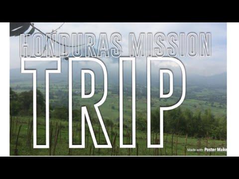 YO LUIPARTI VLOGS #13 HONDURAS MISSION TRIP