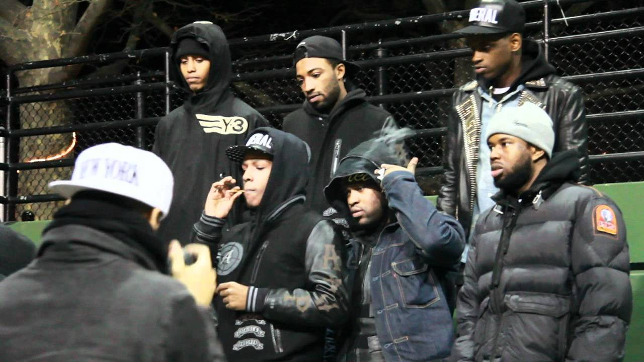 ASAP ROCKY + ASAP MOB: HARLEM STATE OF MIND (EXCLUSIVE ...