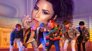 Save Me vs. Sorry Not Sorry - BTS & Demi Lovato - MASHUP
