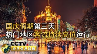 《经济信息联播》 20191003| CCTV财经