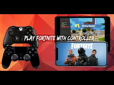 How to Play iOS Games w/ PS4 or Xbox Controller!