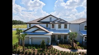 Orlando New Homes - Phillips Grove by Pulte Homes - Aurora Model