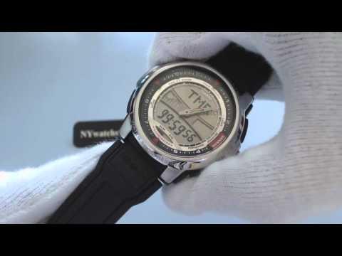 Men's Casio Sport Forester Analog Digital Tide Watch AQF100W 7BV