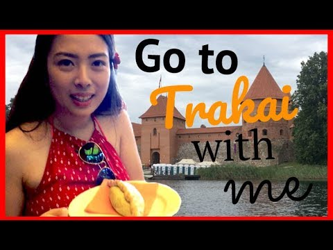 Go to Trakai with Me! | Vlog | Frances in Lithuania