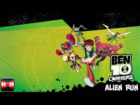 Ben 10 Omniverse: Alien Run (By Reliance Big Entertainment) - IOS / Android - Gameplay Video