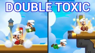 THE MOST TOXIC I Have Ever Been in Mario Maker 2 Multiplayer Versus