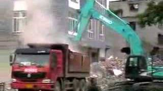 May 12, 2008 Sichuan earthquake - Medicare visited...