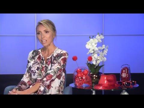 Celebuzz Chats with Giuliana Rancic