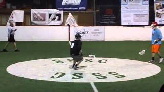 Boston Box Lacrosse League - Blazers v Primetime 2/19/14