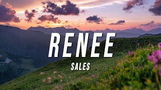 "SALES - renee (Lyrics) ""hey you got it"""
