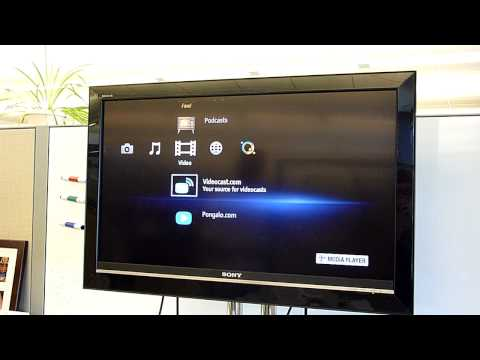 Sony SMPN100 Network Media Player  with DLNA, 802.11n, Netflix, Amazon, Pandora, more