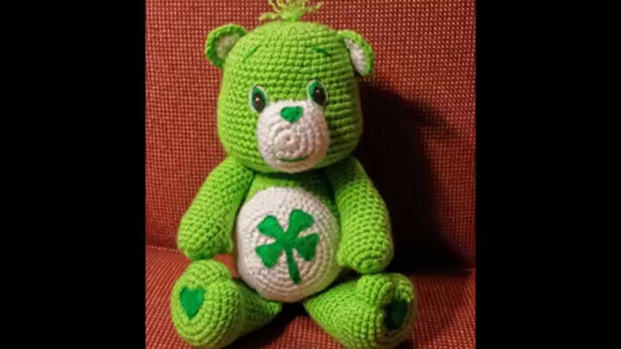 Amigurumi care bear slideshow youtube bankloansurffo Choice Image