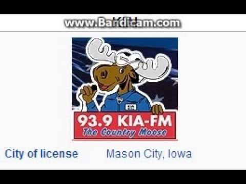 KIAI 93.9 The Country Moose Mason City, IA TOTH ID at 3:00 p.m. 9/20/2014