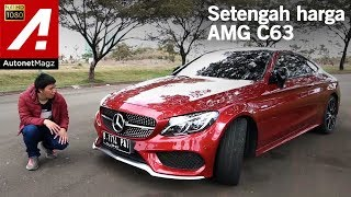 Mercedes-AMG C43 Coupe Review & Test Drive by AutonetMagz