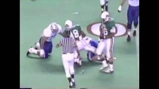 BYU vs Hawaii 1990