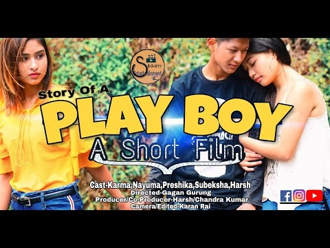 Story Of A Playboy||Short Film||True Reality Of love Life||2019
