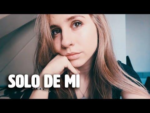 Solo De Mi - Bad Bunny (Cover Lou Cornago)