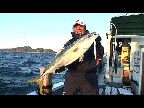 南鳥羽沖で青物ジギング絶好調!手軽なタチウオは爆釣モード!(四季の釣り/2018年11月30日放送)