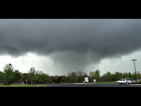 April 6, 2017 - Locust Grove, Virginia - Tornado from YouTube · Duration:  6 minutes 22 seconds
