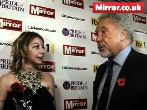 Pride of Britain 2010: In the winners room - Part ...