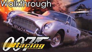 007 Racing Walkthrough